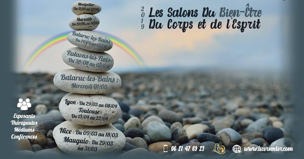 Calendrier Des Salons Bien Etre 2020.Salons Bien Etre Du Corps De L Esprit La Licorne D Or