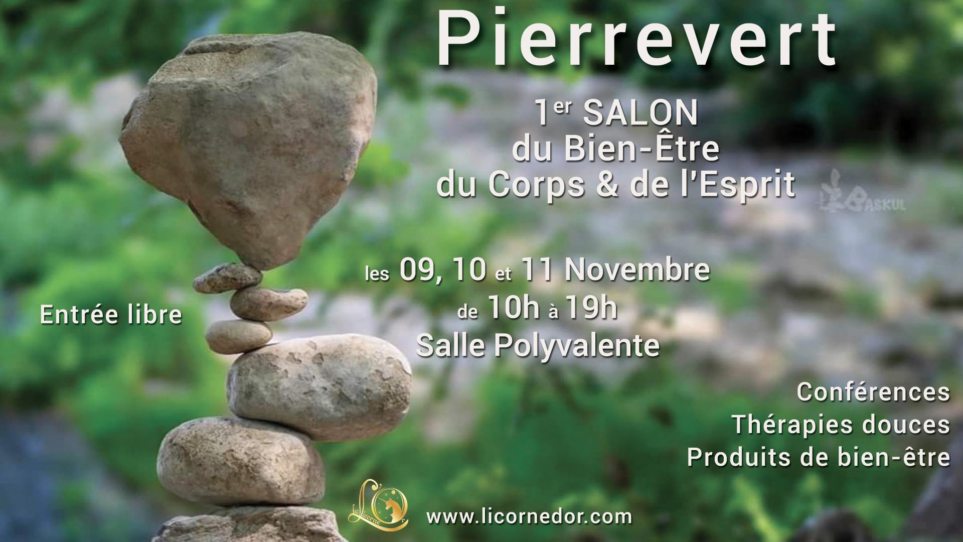 Pierrevert 2019 - 1er Salon du Bien-Être du Corps & de l'Esprit